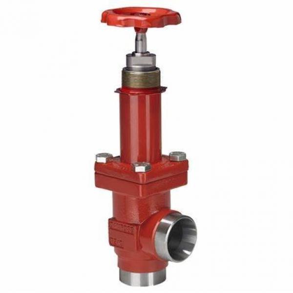 Danfoss Shut-off valves 148B4683 STC 100 M STR SHUT-OFF VALVE HANDWHEEL #2 image